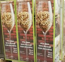 costco s 46 inch tall wine glass