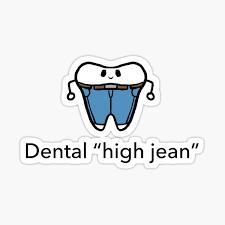 Dental Hygienist Stickers Redbubble
