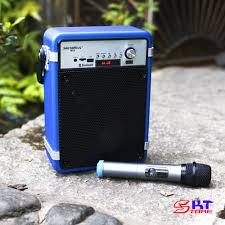 Loa Kéo Karaoke Bluetooth SoundMax M2 - Hàng Chính Hãng, Giá tháng 10/2020