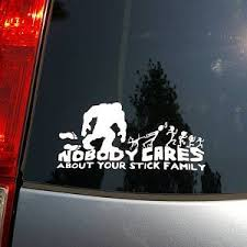 Bigfoot Car Decal Sasquatch Laptop Decal Bigfoot Chasing Stick Family Stick Family Car Decal Gone Squatchin Bigfoot Sticker Bigfoot Bigfoot Finding Bigfoot Bigfoot Art