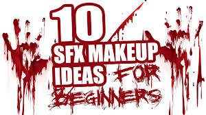 10 special effects makeup ideas for