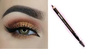easy eyebrow tutorial for beginners