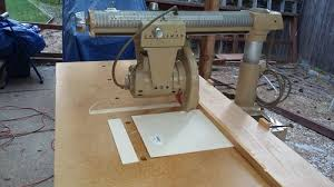 Ripping Short And Narrow Pieces On A Radial Arm Saw By Ktnc Lumberjocks Com Woodworking Community