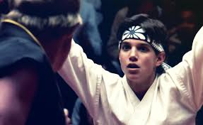 That Moment In The Karate Kid When Danny Puts It Together That Moment In