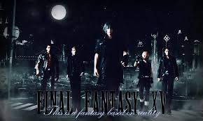 wallpapersku final fantasy xv