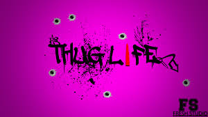 thuglife graffiti wallpaper hd by