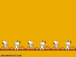 peanuts autumn wallpaper on wallpapersafari