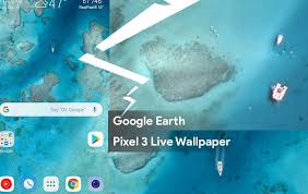 pixel 3 live wallpaper s about