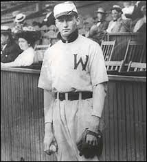 Baseball with Matt: An Interview with Walter Johnson (Sort Of) 10/14/12