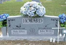 HOWARD, JOHN WESLEY - Benton County, Arkansas | JOHN WESLEY HOWARD -  Arkansas Gravestone Photos