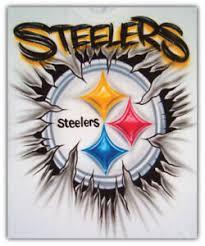 Pittsburgh Steelers Nfl Art Logo Car Bumper Sticker Decal 3 Or 5 Ebay
