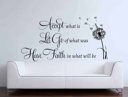 Add This Beautiful Have Faith Wall Decal Sticker To Your Home
