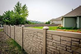 Frame Your Yard With A Simtek Ecostone Rick S Custom Fencing Decking Facebook