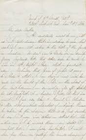 Letter from Charles Francis Adams, Jr. to Abigail Brooks Adams, 8 January  1865 - Digital Commonwealth