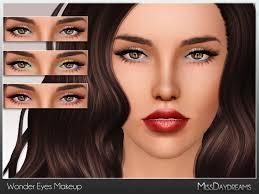 missdaydreams wonder eyes makeup