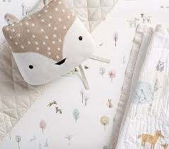 dakota woodland baby bedding pottery