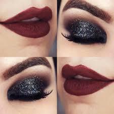 15 fun makeup tutorials using glitter