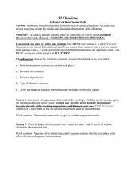 si chemistry chemical reactions lab imsa