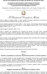 Il Presidente del Consiglio dei Ministri - PDF Free Download