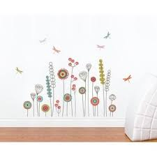 Shop York Wallcoverings Mia113 Mia Co Garden Transfer Wall Decals Free Shipping On Orders Over 45 Overstock 16087881