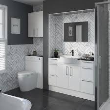 2 door mirrored bathroom cabinet