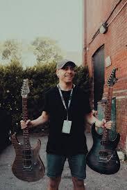 Suhr Artist Aaron Marshall of Intervals... - Suhr Custom - Guitars    Amplifiers   Pedals   Pickups   Facebook