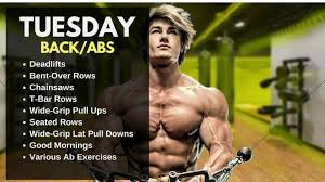 jeff seid s workout routine t