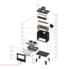spare parts firefox 8 stoves are us