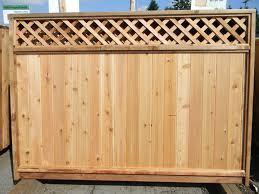 Fence Panels Surrey Cedar