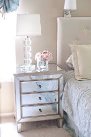 chest with 3 drawers nightstand home