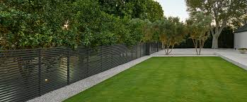 L I N E Landscape Panels Outdoor Fence Landscape Panels
