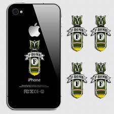 Monogram Cell Phone Decal Iphone Ipad Droid Aftershock Decals
