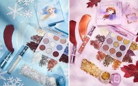 colourpop cosmetics reveals frozen 2