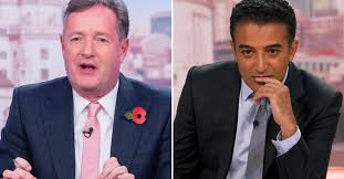 Piers Morgan Tells Adil Ray He 'Won't Be Filling In' On Good ...