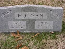 Mary Myrtle Russell Holman (1906-1948) - Find A Grave Memorial