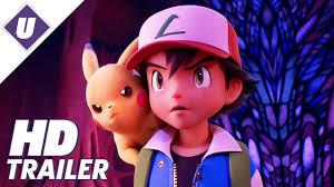 Pokemon Mewtwo Strikes Back Evolution - Official Trailer (Japanese ...