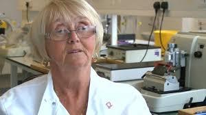 British Heart Foundation fundraiser Wendy Patterson honoured - BBC News