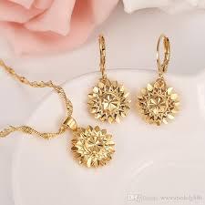 set jewelry necklace pendant earring