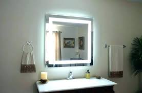 lighted makeup mirror bed bath and