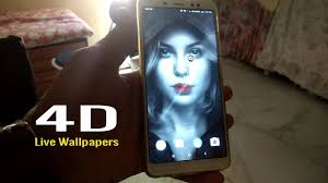 best 4d live wallpapers for android