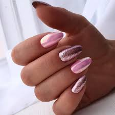 designs for oval nails to rock anywhere
