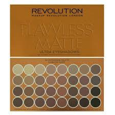 ultra 32 eyeshadows flawless matte