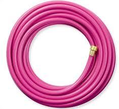 cynthia rowley pink garden hose