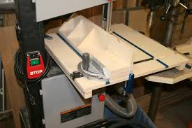 made or bought bandsaw fence lets
