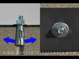 sleeve anchors for attaching a light to