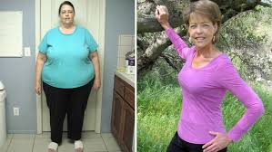 how this woman lost 225 pounds in her 60s
