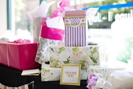 8 special bridal shower party ideas