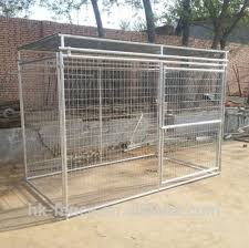 Direct Factory Cheap Sale Large Outdoor Dog Kennel Fence Panel Chain Link Fence Dog Kennel Galvanized Weld Mesh Dog Kennel Buy Temporary Dog Fence Panel Dog Panels Portable Fence Panels Dog Run Fence