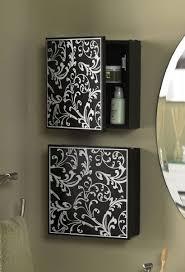 small bathroom wall storage cabinet