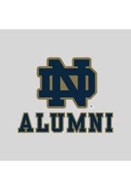 University Of Notre Dame Alumni Decal University Of Notre Dame Fighting Irish Notre Dame Fighting Irish Norte Dame Fighting Irish